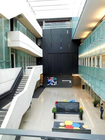 Perimeter Institute  main hall